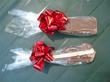 Čokoladni figuri