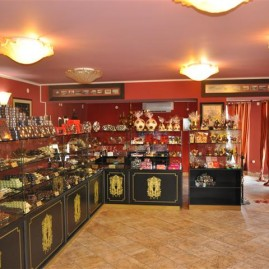 Čokoladni butik