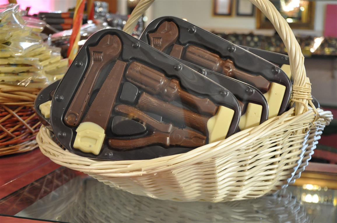 Čokoladno orodje