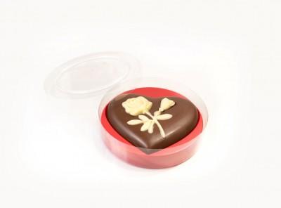 Bonboniera Srce vrtnica