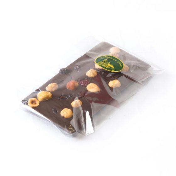 Temna čokolada z dodatki